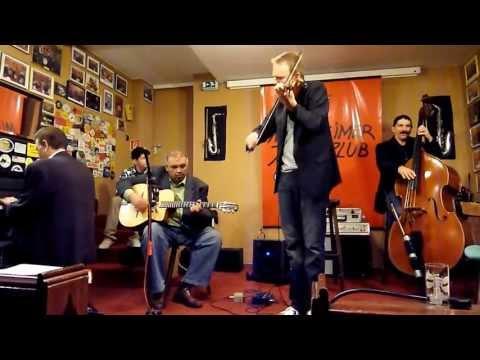 """Mario Adler Quartet plays """"Those Were The Days"""""""