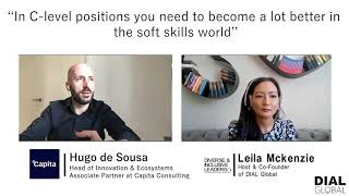Diverse & Inclusive Leaders #77 - Hugo de Sousa, Head of Innovation and Ecosystems, Capita (Preview)