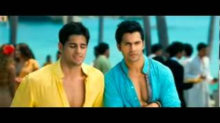 Some Mehendi song from the movie Student Of the Year