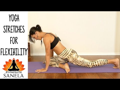 Sanela Yoga #17 Beginners Yoga For Flexibility