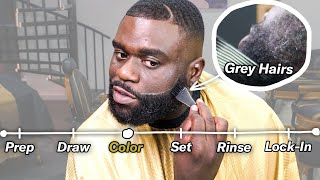 How to Color Your Beard (5 Step Tutorial) | GQ