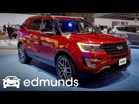 2017 Ford Explorer Review | Features Rundown | Edmunds