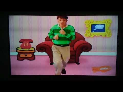 Blue's Clues We Just Figured Out Blue's Clues (What Was Blue's Dream About)