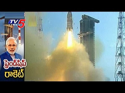 South Asia Satellite Launch : Countdown To Begin Today | TV5 News