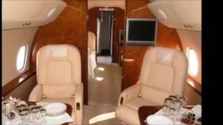 Видеообзор салона Ту-134 VIP(, 2017-04-22T15:23:11.000Z)