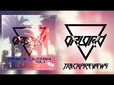 OpLord - Spring in California Vol. 2 LP (Track Previews)