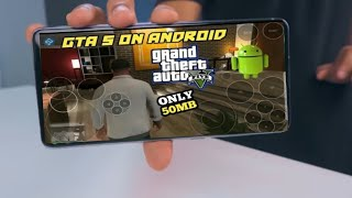 GTA 5  Apk Download on Your Android Device But must to Watch full Video it's Request  GTA V APK +OBB