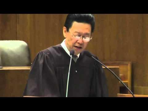 Judge Edward M. Chen Confirmation Ceremony (2 of 2)