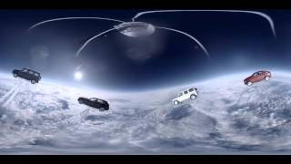 20 Million Stars: At the Edge of Space – Mercedes-Benz original. 360° Interactive.