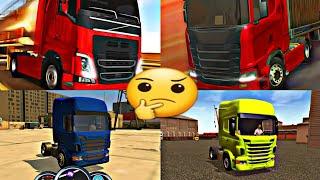 Euro Truck Evolution Vs Euro Truck Driver 2018 Android/ios