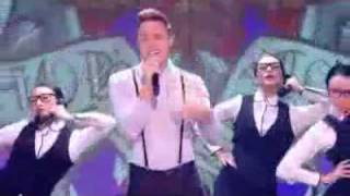 Olly Murs Performs Thinking About Me - The X Factor 2010 Live Results 7.avi