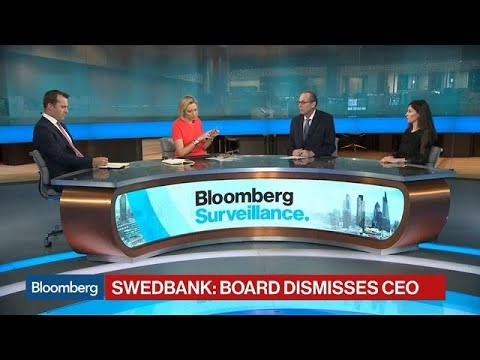 Swedbank CEO Fired After Laundering Allegations Spiraled