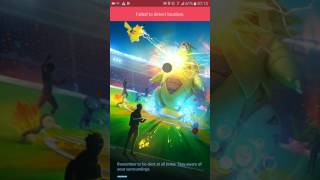 Fly Gps Hack Pokemon Go without root and March Security Patch