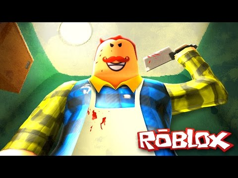 HELLO NEIGHBOR IN ROBLOX (MULTIPLAYER)