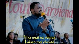 Frère Emmanuel Musongo Tika ngai na yemba