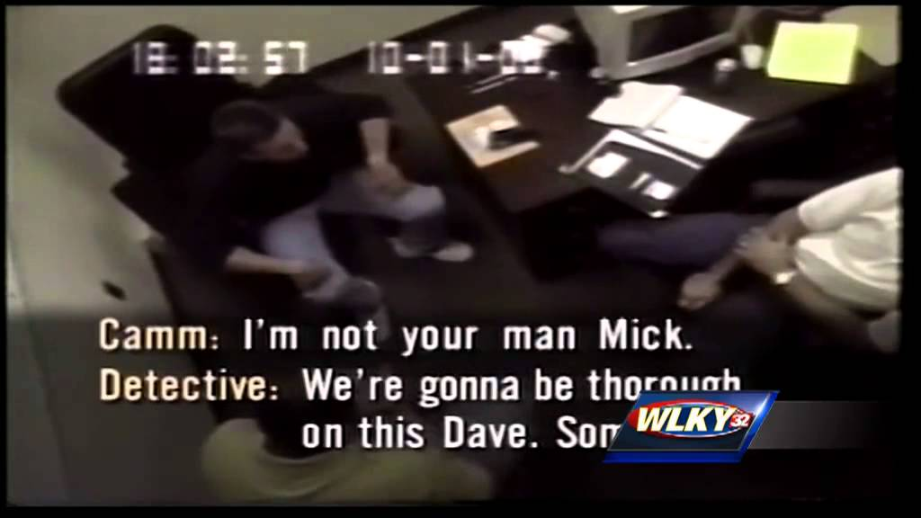 Videotaped interview with police focus of David Camm murder trial