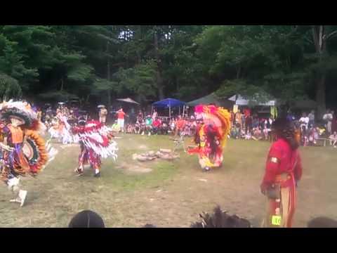 August Meeting Charlestown Narragansett Powwow