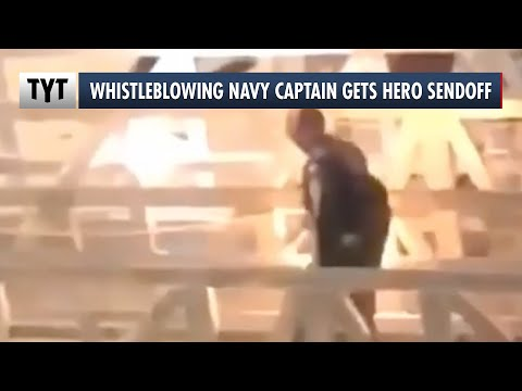 Trump Fires Navy Captain For SAVING LIVES