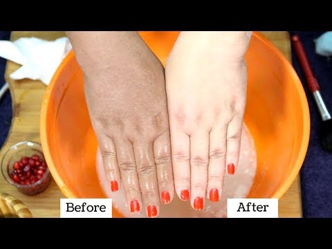 Best Secret Scrub for Skin Whitening by Home Beauty Parlour