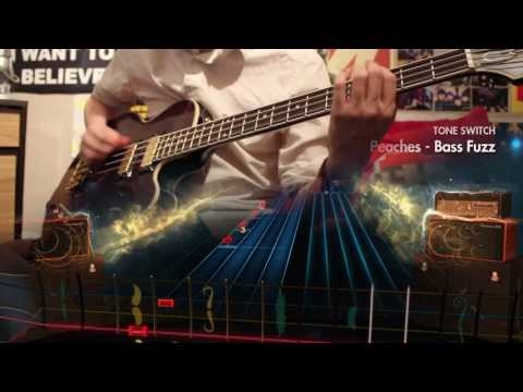 Peaches - The Presidents of The United Stated of America Bass 99% #Rocksmith #Rocksmith2014