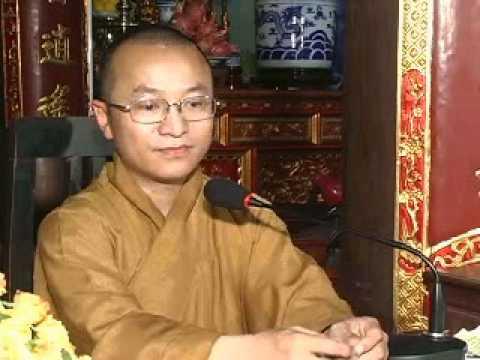 Quyết nghi về Phật pháp (22/12/2007) Thích Nhật Từ
