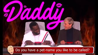celebrities dirtiest answers on Ellen's burning questions game (gross)