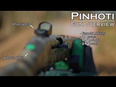 WHAT Is YOUR TURKEY GUN? | 20 Gauge SET UP For GOBBLERS | Pinhoti Takeaway