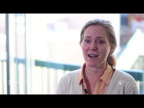 Dr Christine Wood - My Encounter