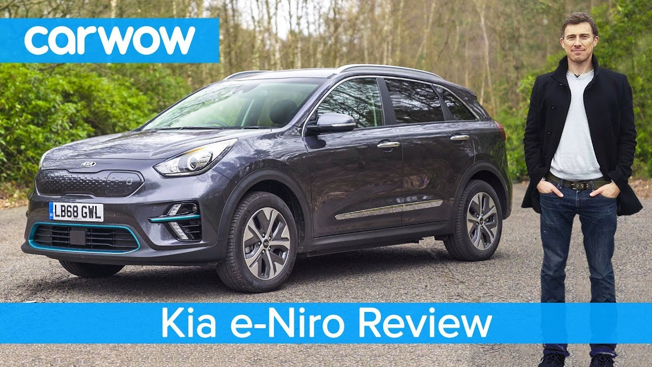 kia e niro suv 2020 in depth review carwow reviews youtube. Black Bedroom Furniture Sets. Home Design Ideas