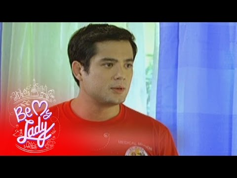 Be My Lady: Dr. Mariano worries about the text message