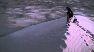 """Kelso """"Singing"""" Sand Dunes"""