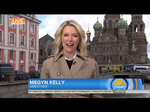 Megyn Kelly snubs a Today Show host in her first NBC appearance