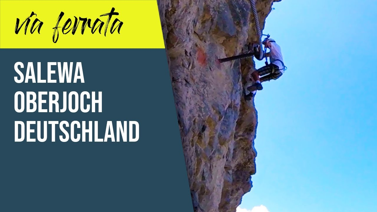 Klettersteig Oberjoch : Salewa klettersteig oberjoch topo ostrachtaler