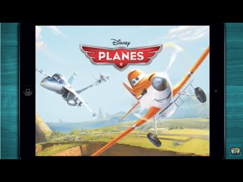 ♥ Disney's Planes Storybook Deluxe - Plane Game for Kids - iPhone/iPad
