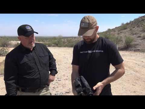 9mm Breakdown AR Pistol