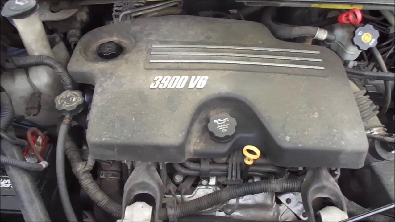 Govdeals 2007 Chevrolet Uplander Ls Van 3 9l V6 Ffv Youtube