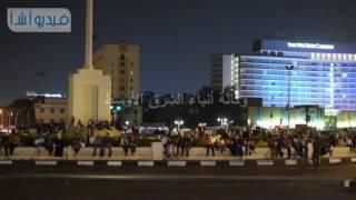 بالفيديو: أجواء احتفالية بميدان التحرير في ثاني أيام العيد