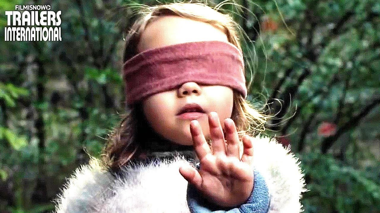 Bird Box Trailer 2 Do Filme Netflix Com Sandra Bullock Youtube