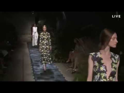 Erdem | Spring Summer 2015 Full Fashion Show | Exclusive