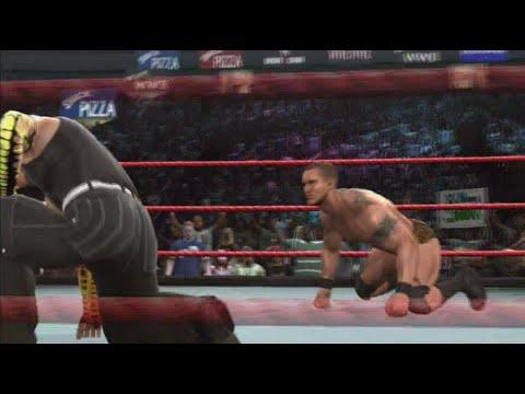 WWE Smackdown VS Raw 2009 Finishers