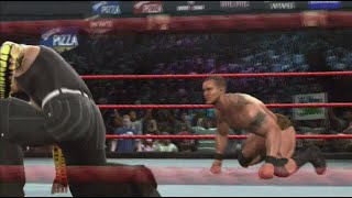 WWE Smackdown VS Raw 2009 Finishers
