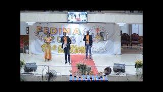 Gambar cover Mister Kam à la finale de FEDIMA