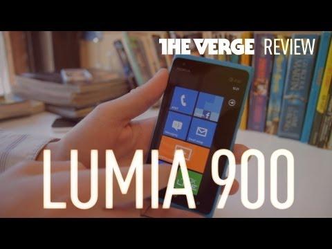 Lumia 900 review