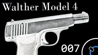 How it Works: German Walther Model 4