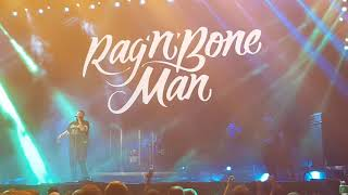 Rag 'n' Bone Man - Release Athens Festival 2018