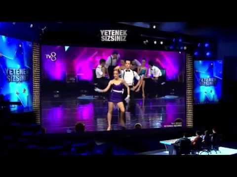 Kudans 2.Tur Performansı - Yetenek Sizsiniz Türkiye 1 Şubat 2015 (2.Tur)