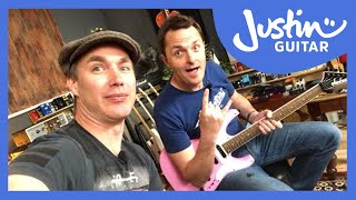 Justin and The Captain live chat!