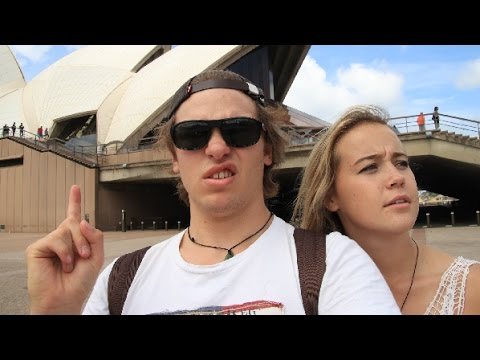 'Excuse me is that the Opera House?' PRANK!