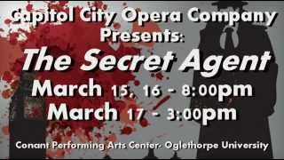 Behind the Curtain Capitol City Opera Company