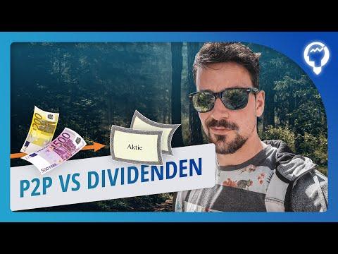 100.000 Euro in Dividenden Aktien oder P2P Kredite investieren? #PhilosophieAmFreitag